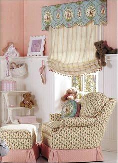 Cosette's Room