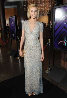 """Isabel Lucas At A Screening Of """"The Loft"""""""