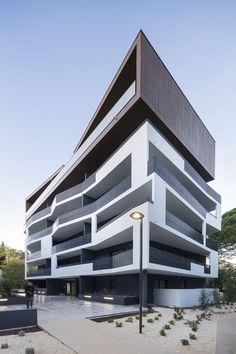 Galería de Vivienda 32 / MDR Architectes - 16
