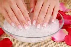 Trendy Nails Acrylic Designs Tips How To Remove Ideas Take Off Acrylic Nails, Acrylic Nails At Home, Shiny Nails, Gel Nails, Nail Art Ombré, Ongles Forts, Massage, Nail Care Tips, Nail Tips