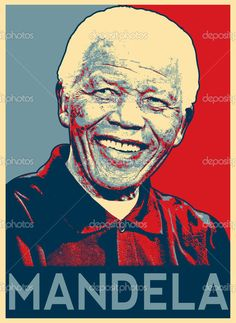 Portrait of Nelson Mandela — Stock Photo Nelson Mandela, Stencil Street Art, Mandela Tattoo, Photo Souvenir, Alternative Art, Love To Meet, High Resolution Picture, Picture Search, Male Face