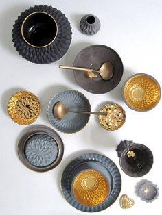 Lenneke Wispelwey: home décor details - tableware