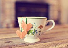DIY: Faça você mesma o seu saquinho de chá! | Comprando Meu Apê
