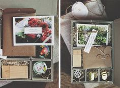 Photo Packaging Ideas Gina Neal Photography #packaging #photographers