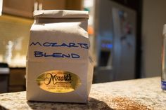Mozart's Blend Coffee Tasting Notes