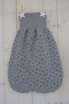 Strampelsäcke - Pucksack Schlafsack Strampelsack - ein Designerstück von schirmi-design bei DaWanda