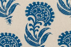 Collection de tissu indien bleu et indigo - LABOUTIQUE MG