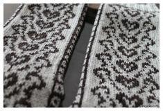 Megetar: Sydänpolku -kirjoneulesukat Knitting Socks, Animal Print Rug, Tapestry, Malli, Crochet, Knit Socks, Hanging Tapestry, Tapestries, Ganchillo