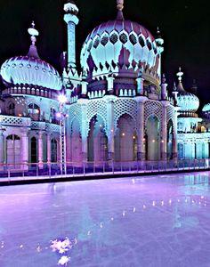 Royal Pavillion Ice Rink