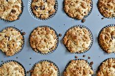 graham cracker chocolate chip muffins