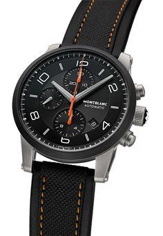 Montblanc Timewalker Urban Speed chez Colette » La Revue des montres