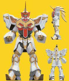 Brightstar - Power Rangers Mystic Force | Power Rangers Central