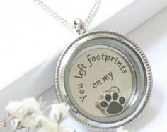 Dog Loss Gift Idea, Loss of a Dog Gifts, Loss of Pet Jewelry, Pet Loss Gift, Dog Remembrance Gift, Pet Loss Remembrance, Loss of Pet Necklac