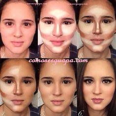 Descubre cómo contornear el rostro, la técnica que arrasa entre las famosas