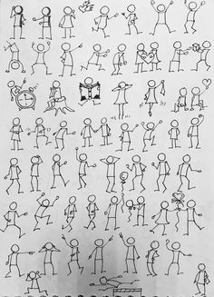 Cartoon Drawing & 75 Picture Ideas Cartoon Drawing & 75 Picture Ideas The post Cartoon Drawing & 75 Picture Ideas & Doodle Sketchnotes appeared first on Drawing ideas . Doodle Drawings, Cartoon Drawings, Easy Drawings, Doodle Art, Pencil Drawings, Screen Beans, Visual Note Taking, Doodle People, Stick Figure Drawing