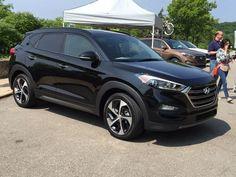 Hyundai Jumps Into Suv Boom With Sleek 2016 Tucson Hyundai Suvs