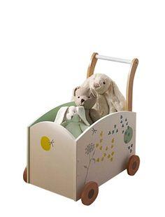 Coffre de rangement à roulettes bébé Conte poétique, Chambre Enfant