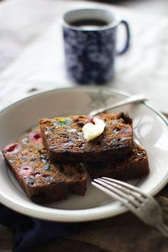 Flourishing Foodie: Boozy Christmas Fruit Cake