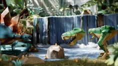 Yves Geleyn's latest spot for the Rice Krispies brand lives beautifully in the world of tactile animated works — a vibrant and colorful jungle of paper,…