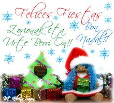 Felices Fiestas, Merry Christmas!!!
