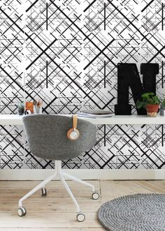 Removable Wallpaper L And Stick Self Adhesive Creative Patern
