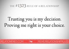 Relationship rules                                                                                                                                                                                 More