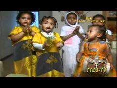 Ethiopian Orthodox Tewahedo church New Year Enqutatash spiritual song