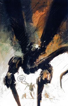 Cool Comic Book Pages: Alex Garner, Ashley Wood - Metal Gear Solid : Sons of Liberty