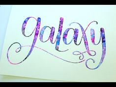 More Brush Lettering Blending with Tombow Markers (Answers to your questions) - YouTube