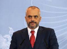 32nd Prime Minister of Albania, Edi Rama