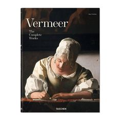 There will never be an exhibition of all Vermeers 35 surviving works scattered across museums worldwide. This catalogue is a supreme retrospective in print of the great artist of silence intimacy and the transient gesture. Art book of the year. The Financial Times London lauds #VERMEER tsc.hn/01118fb #bookcover