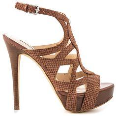 Kaesy - Dark Brown Lea by Guess Footwear
