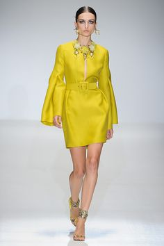 Gucci Spring 2013 RTW - Review - Fashion Week - Runway, Fashion Shows and Collections - Vogue