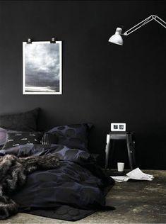 Dark Walls Inspiration | NordicDesign