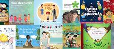 Otra selección de 25 cuentos actuales sobre diversidad familiar: monoparentalidad, homoparentalidad, gestación subrogada y adopción.