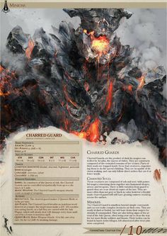 Dungeons And Dragons Classes, Dungeons And Dragons Characters, Dungeons And Dragons Homebrew, Monster Characters, Dnd Characters, Fantasy Monster, Monster Art, Fantasy Creatures, Mythical Creatures
