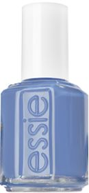 lapiz of luxury - blues by essie #SummerPolish | Fresh for summer a lovely shade of blue. Nail polish by Essie.