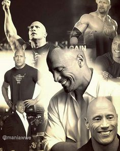 A Real Gentle Man ~ Dwayne Johnson!