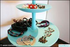 kakfat,Smyckesförvaring,turkossvart