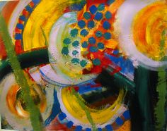 This is the work of painter Howard Hodgkin.look at that COLOR! Abstract Images, Art Images, Abstract Art, Abstract Paintings, Howard Hodgkin, Funky Art, Art Portfolio, Contemporary Paintings, Graphic Illustration
