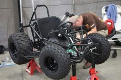 Gokart Plans 436778863863875351 - ideas for electric cars diy go kart Source by poubellef Diy Electric Car, Electric Go Kart, Mini Jeep, Mini Bike, Mini Motorbike, Mini Buggy, Homemade Go Kart, Go Kart Parts, Go Kart Buggy