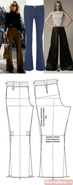 Spanish trousers...<3 Deniz <3