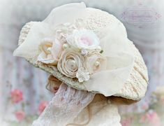 Romantic Victorian Home Collection: Hats