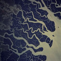 https://flic.kr/p/og4tYp | Archive: Ganges River Delta (Archive: NASA, Space Shuttle, 11/19/05) | Featured in this view is the Ganges River delta, seen by an STS-87 crewmember. A glacier at about 22,100 feet in the Himalayas is the source of the Ganges River. Hundreds of miles later and joined by other tributaries the Ganges delta enters the Bay of Bengal. The delta, at 200 miles wide (320 kilometers) is one of the most fertile and densely populated regions of the world. The eastern side of…