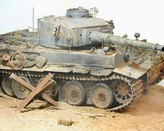 Tank Wallpaper, Panzer Ii, Tin Can Lanterns, German Soldiers Ww2, Military Action Figures, Tiger Tank, Model Tanks, Military Modelling, Ww2 Tanks