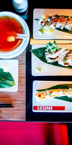 Izumi | This delightfully reimagined menu drives an explosion of Asian dining and culture onboard Anthem of the Seas.