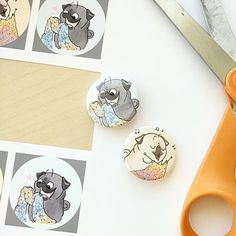 Just art & dog butts from here. Pug Illustration, Cartoon Characters, Pugs, Muffin, Doodles, Kawaii, Puppies, Memories, Drawings