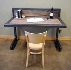 Kraftig Desk. $800.00, via Etsy.