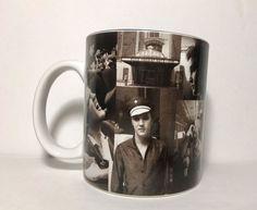"ELVIS PRESLEY MUG ""Love Me Tender"" Wertheimer Collection 2003  NICE!  | eBay"