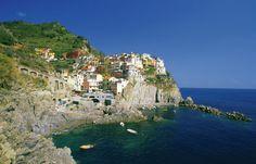 Lugares mais lindos do mundo: Cinque Terre, Itália
